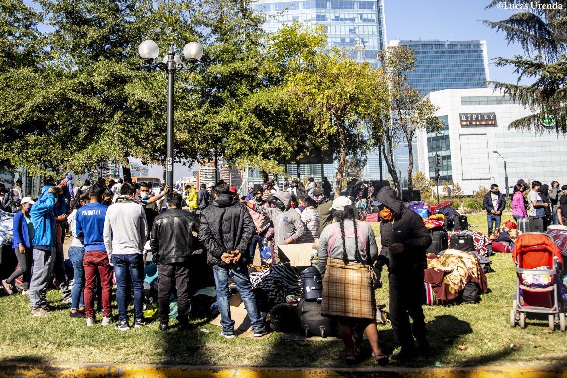 Amenazan con expulsiones a extranjeros que ingresaron por paso no habilitados