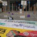 Migramos pero también luchamos: mujeres y disidencias sexuales migrantes, refugiadas y antirracistas en los movimientos sociales de Chile