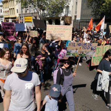 Movimientos sociales se unen para enfrentar la crisis climática e impulsar alternativas desde los territorios