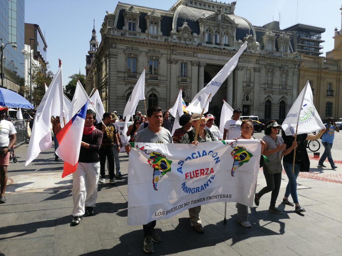 Proyecto de ley de migraciones con menos derechos humanos que en dictadura