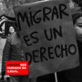 Organizaciones migrantes lanzaron campaña de reivindicación ante discursos xenófobos y racistas