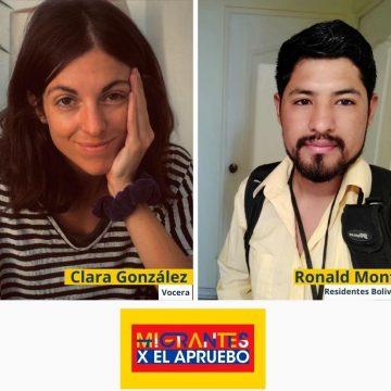 Chile a Todo Color «Migrantes por el Apruebo»