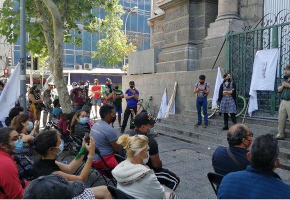 Chile a Todo Color «Coordinadora Nacional de Inmigrantes. Política estatal y nuevos desafíos»