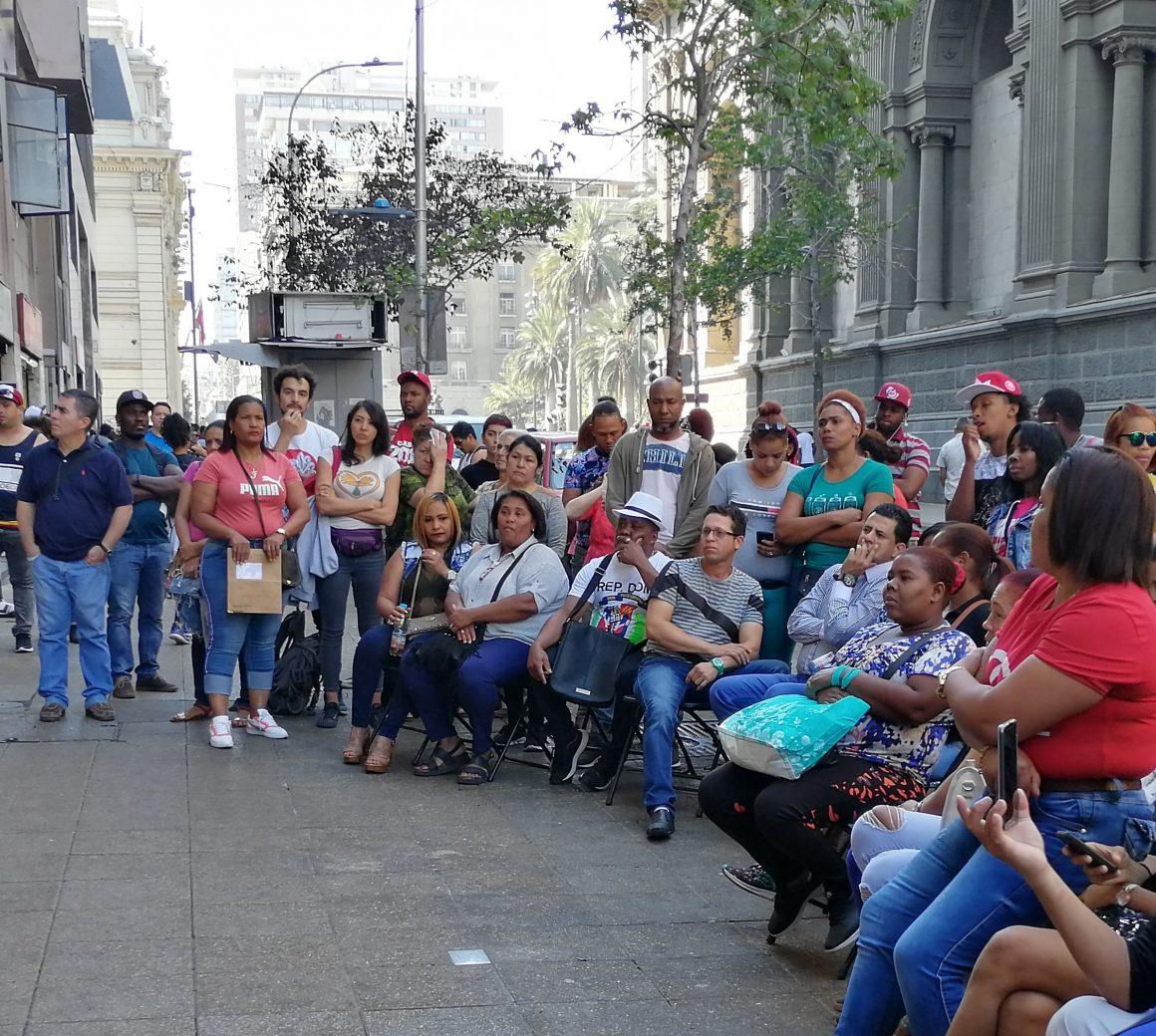 Coordinadora Nacional de Inmigrantes exige regularización sin condiciones y realizará anuncios en asamblea