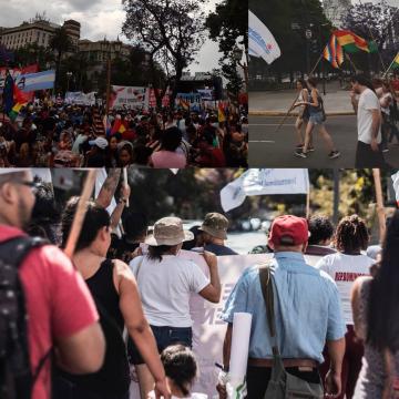 Nace plataforma que une a chilenos en el exterior y extranjeros en Chile, de cara a la Convención Constitucional