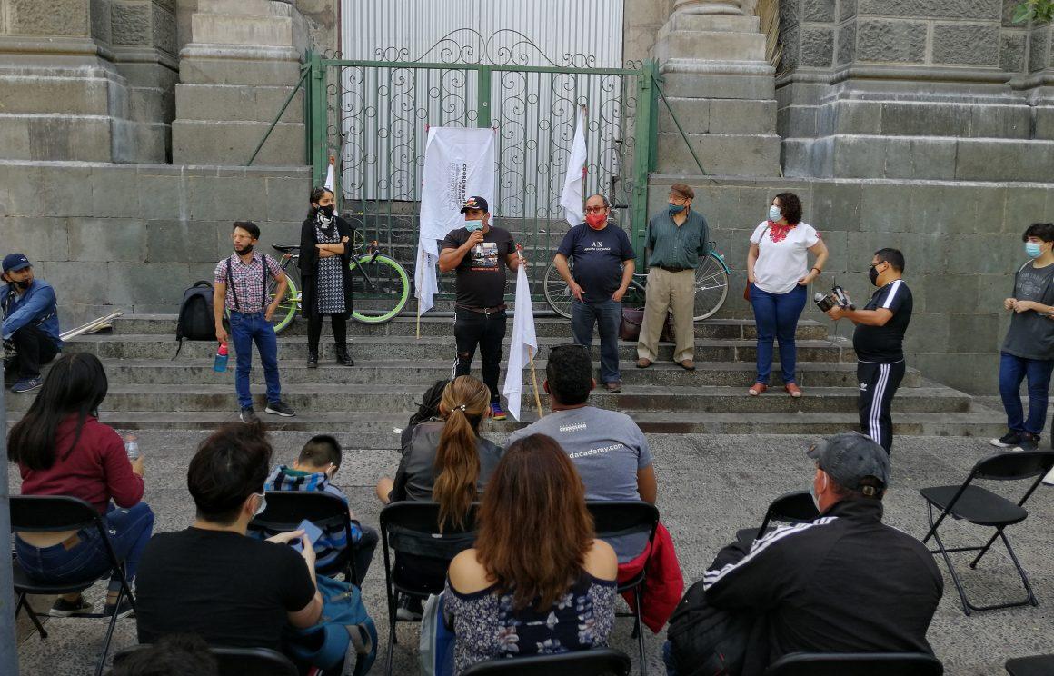 Convocan  a Asamblea Migrante, en repudio a la aprobación del proyecto de ley de migración y extranjería