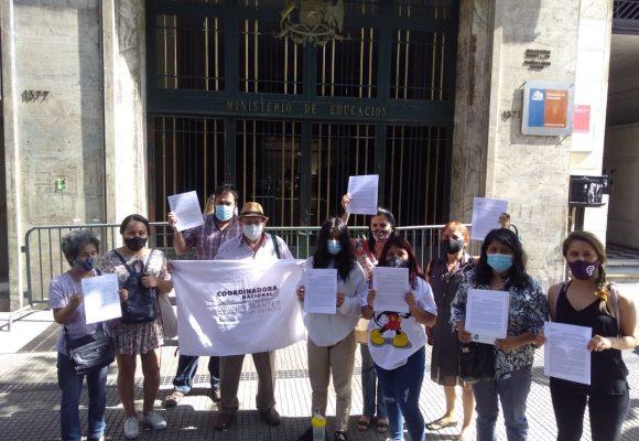 Demandan acceso a recursos digitales para estudiantes en pandemia