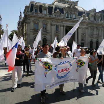 Encuentro Plurinacional reúne a organizaciones sociales y migrantes, en el contexto constituyente