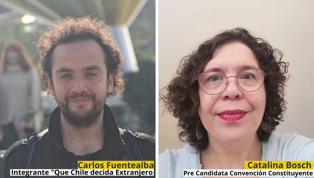 Chile a Todo Color «Chilemigra»