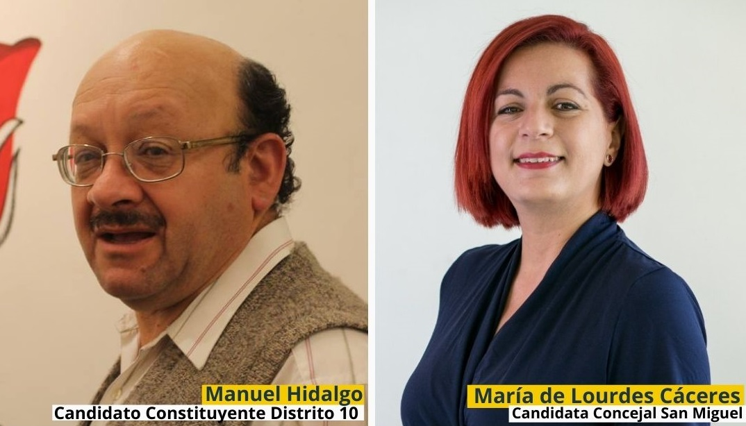 Chile a Todo Color «Candidatos»