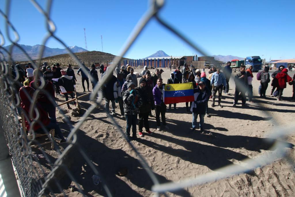 Situación en frontera norte: comunicado de la Coordinadora Nacional de Inmigrantes