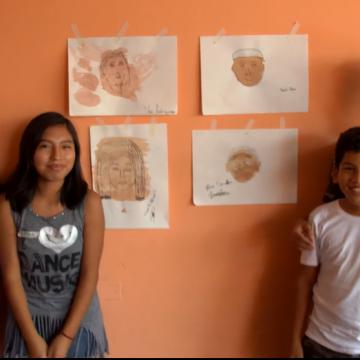 """""""Una escuela llamada América"""" documental sobre niñez y migración se estrenará este 28 de abril"""