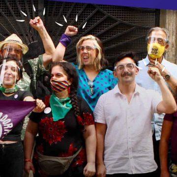 """Listas de movimientos sociales independientes del D9 y D10  denuncian que """"Servel miente"""" y presentan recurso de protección contra el organismo"""