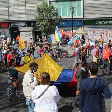 Listas de Movimientos Sociales Constituyentes rechazaron expulsiones colectivas y convocaron a Huelga General