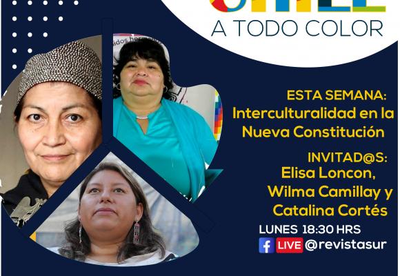 Chile a Todo Color «Pueblos Originarios e Interculturalidad en la Nueva Constitución»