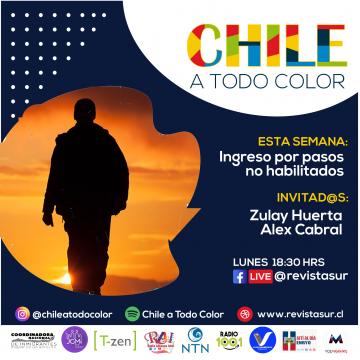 Chile a Todo Color: Ingreso por pasos no habilitado