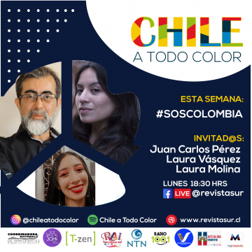Chile a Todo Color: #SOSColombia