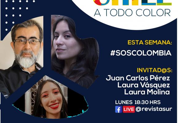 Chile a Todo Color: #SOSColombia