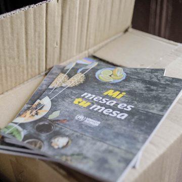 """Lanzan libro de comida fusión """"Mi Mesa es tu Mesa"""" para celebrar la diversidad cultural en Chile"""