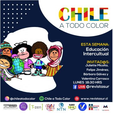 Chile a Todo Color: Educación Intercultural