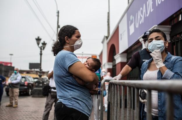 Migrantes no son solo venezolanos