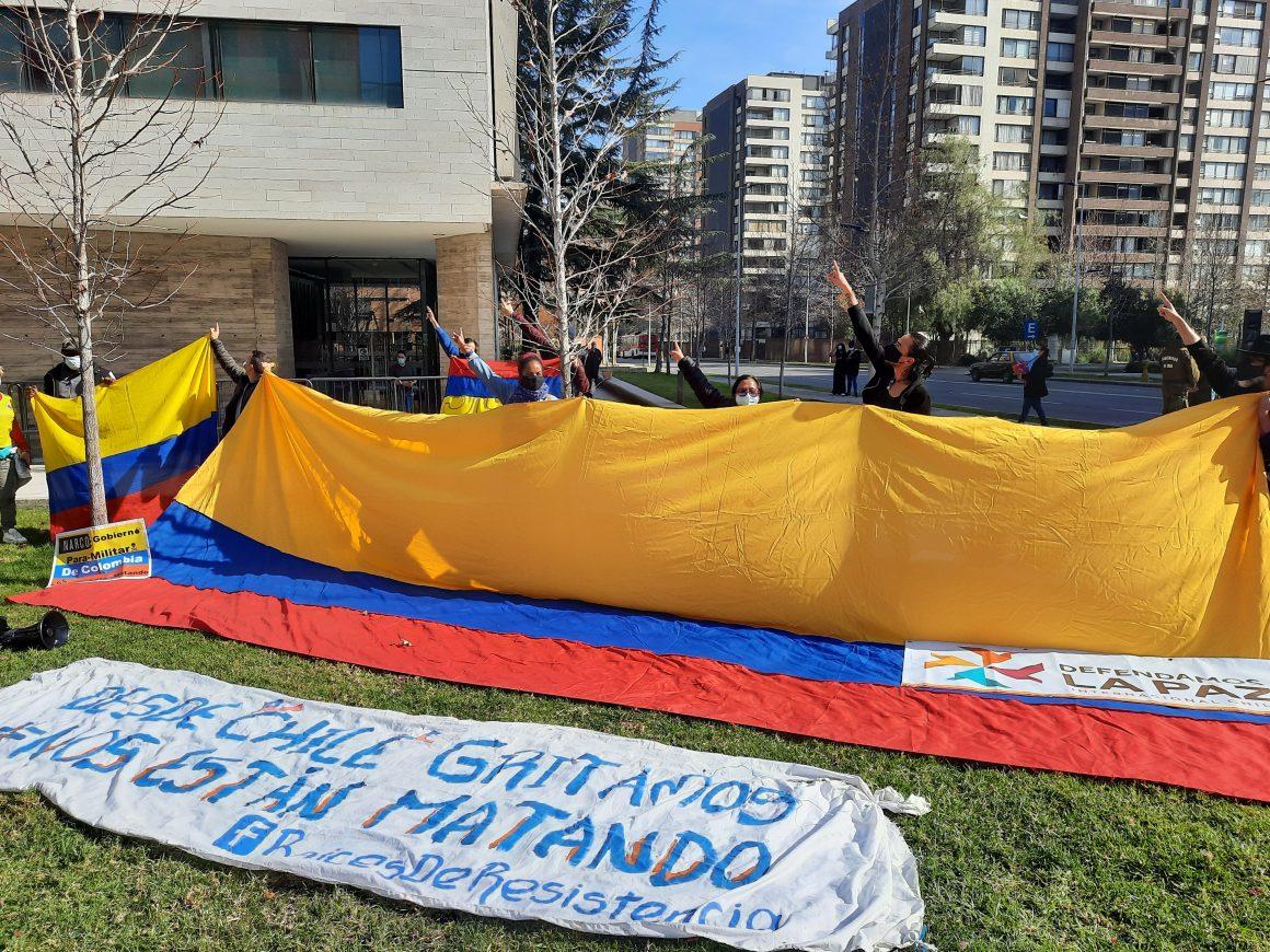 Actividades virtuales y manifestaciones, marcan la conmemoración del Día de Independencia de Colombia