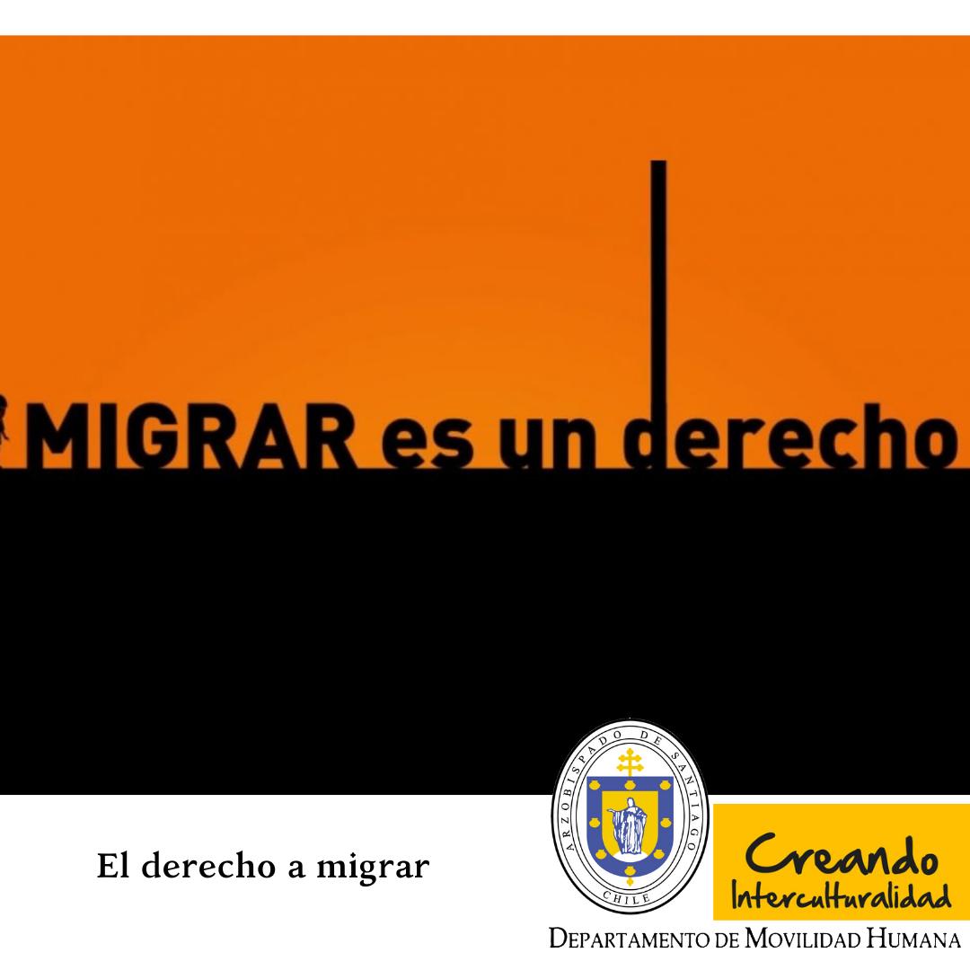 El derecho a migrar