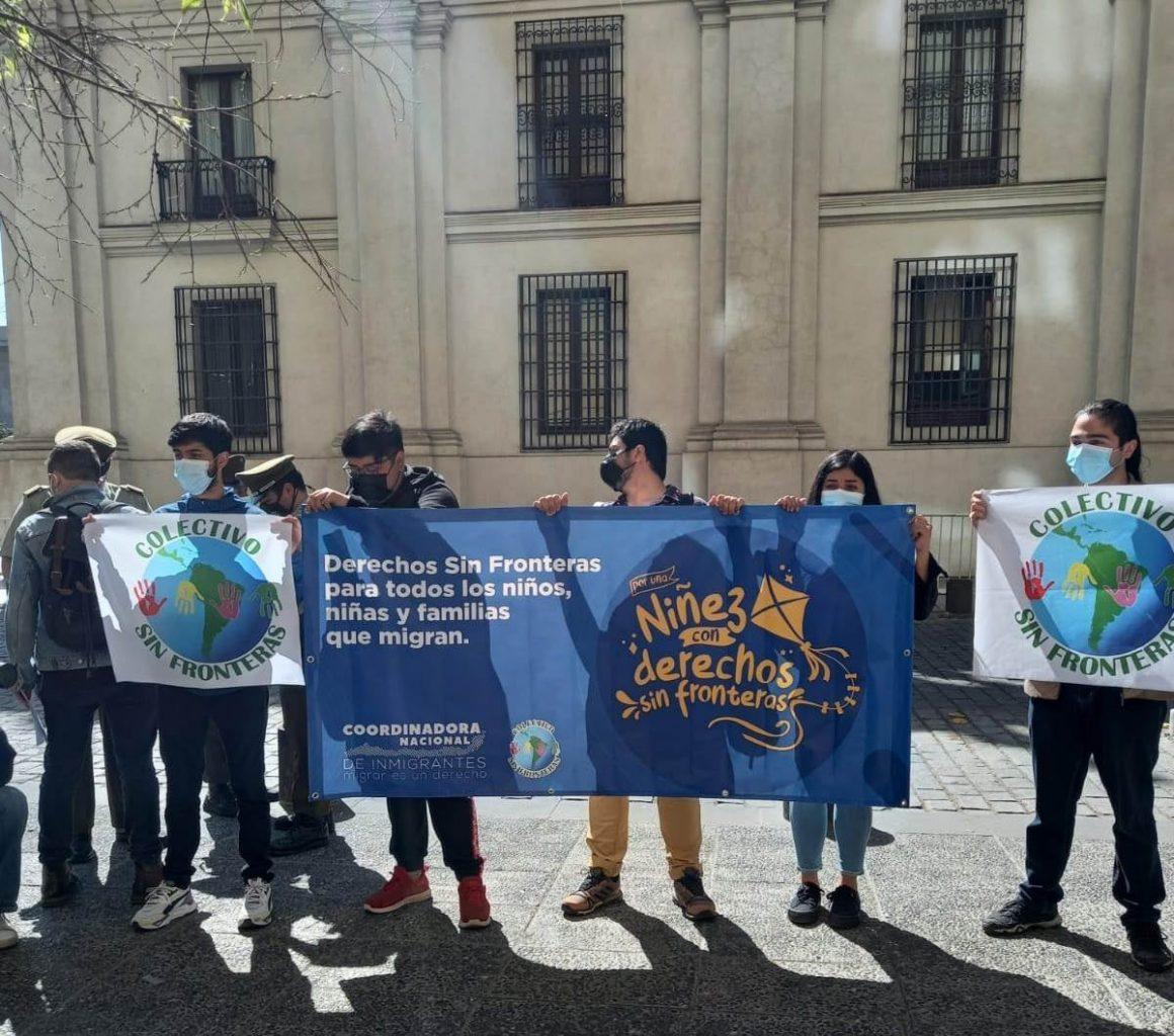 Organizaciones de la sociedad civil solicitan Regularización Migratoria de Niños, Niñas y Adolescentes