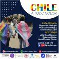 Chile a Todo Color: Migración, Refugio, Interculturalidad y  comunidad LGBTI