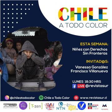 Chile a Todo Color: Niñez con Derechos y Sin Fronteras